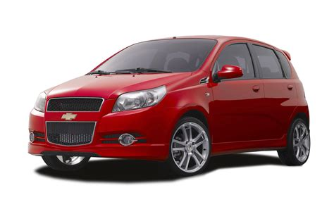 Chevrolet Aveo Hatchback (20082010) Review Carbuyer