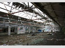 51 captivating images of Birmingham's abandoned buildings