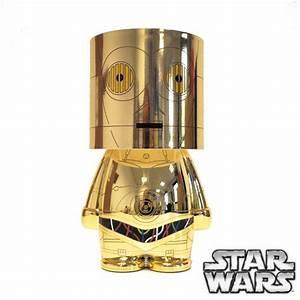 Lampe Star Wars : lampe look alite c 3po star wars kas design fournisseur de produits sous licence officielle ~ Orissabook.com Haus und Dekorationen
