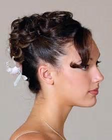 coupe de mariage coupe de cheveux court pour mariage coiffure mariage avec natte arnoult coiffure