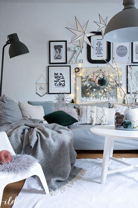 Weihnachtsdeko Für Die Gartenbank by Skandinavische Weihnachtsdeko Im Wohnzimmer Jetzt Wird 180 S