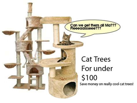 Cat Trees For Under 0