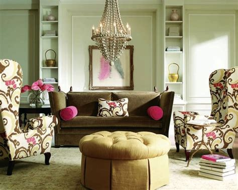 ottoman for living room eclectic living room design ideas for captivating