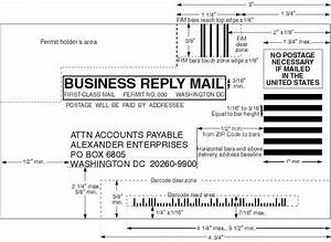 usps business reply mail template professional samples With business reply mail template