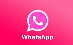 WhatsApp Pink v.2.12.317 MOD [Apk] - TODO ANDROID VENEZUELA