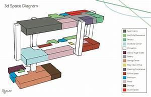 3d Space Planning Diagram
