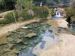 The Dissolutional Features Of Tufa In The Xiangshui River
