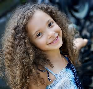 Mixed Girls with Gold Hair   18 f ~~Adorable mixed kids ...