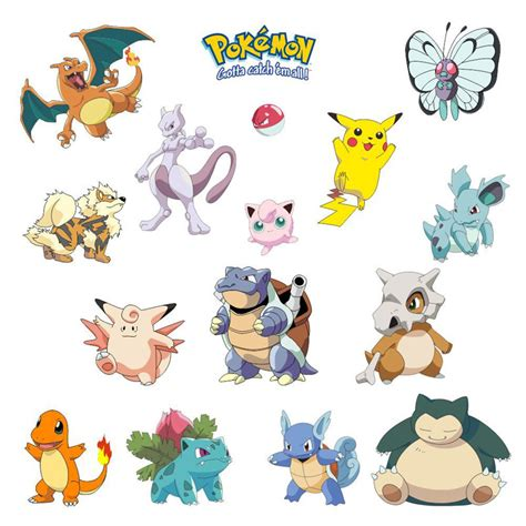 cartoon pokemon wall stickers  kids rooms home decorations pikachu wall decal poster wall art