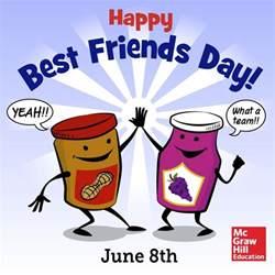National Best Friends Day Clip Art