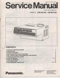 Nec Air Conditioner Manual