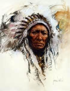 Native American Indian Brown