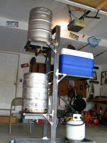 diy brew stand design plans home brew forums home