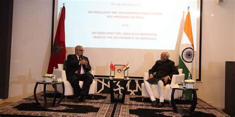 chambre de commerce franco indienne création de la chambre de commerce et d 39 industrie maroco