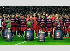 Barcelona 4 0 Real Betis Match report 123015 Primera