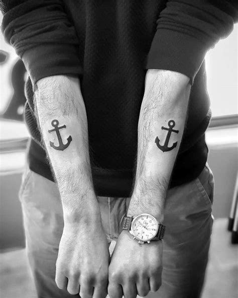 Anchor Tattoo Ideas That Have Much More Meaning Than You've Thought