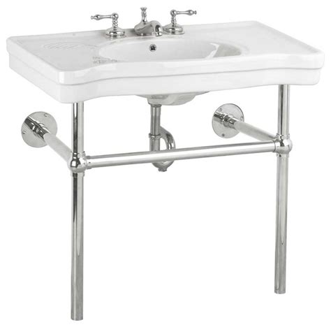 chrome legs for wall mount sink the renovator 39 s supply inc console sinks white china