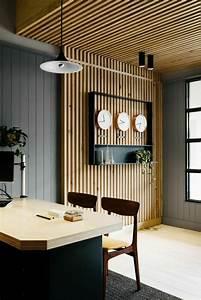 Wandverkleidung Für Küche : wandverkleidung holz innen moderne wandgestaltung ~ Michelbontemps.com Haus und Dekorationen
