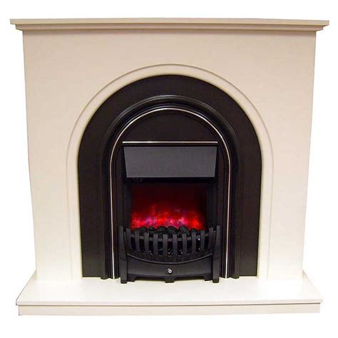 Be Modern Abbey LED Electric Fire - Stanningley Firesides