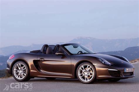 New Porsche Boxster (2012  2013) Photo Gallery  Cars Uk