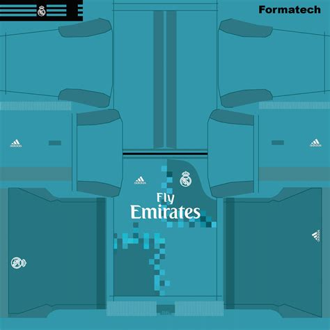 Real madrid 2017 2018 cpk kits pro evolution soccer 2018. PES 2017 Real Madrid 2018 Kit by Formatech - PES Patch