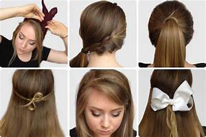 Cute Easy Hairstyles For School Step By Step | Hair