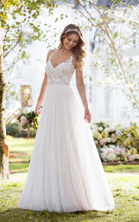 Boho Wedding Dresses Soft And Romantic Boho Wedding