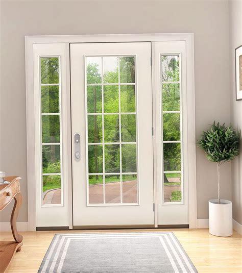 single patio door ideas home design ideas