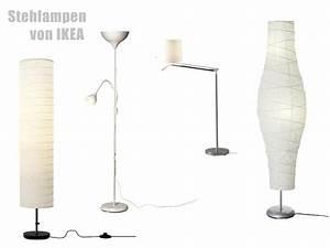 Lampenschirm Stehlampe Ikea : g nstig stehlampe online kaufen ~ Frokenaadalensverden.com Haus und Dekorationen