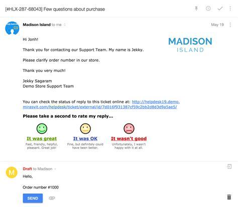 magento  desk mx customer support module ticket