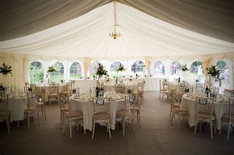 ideas for decorating a small marquee wedding planning