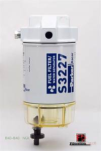 Racor S3227 Vaporetto Water Separator Assembly  Outboard