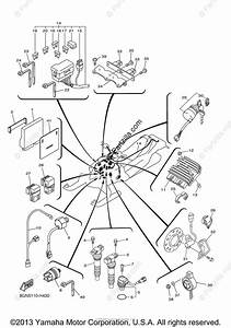 Yamaha Snowmobile Ignition Switch Wiring Diagram