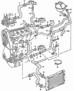 2001 Audi Tt Engine Cooling Diagram