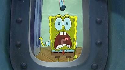 Spongebob Sponge Water Cartoon Animation Wallpaperup Chevron