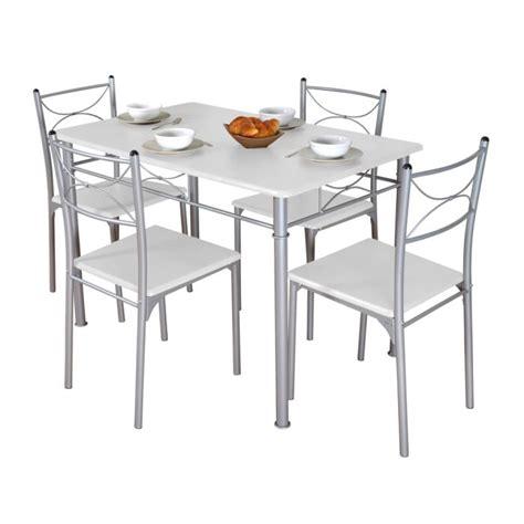 table de cuisine chaise table 4 chaises tuti achat vente table de cuisine