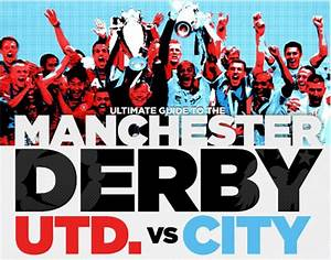 Manchester United vs Manchester City: Utimate stats guide ...