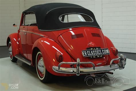 Here are the top volkswagen convertibles for sale asap. Classic 1959 Volkswagen Beetle Convertible for Sale - Dyler