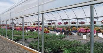 Nursery Interior by Efficient Greenhouse Design American Nurseryman