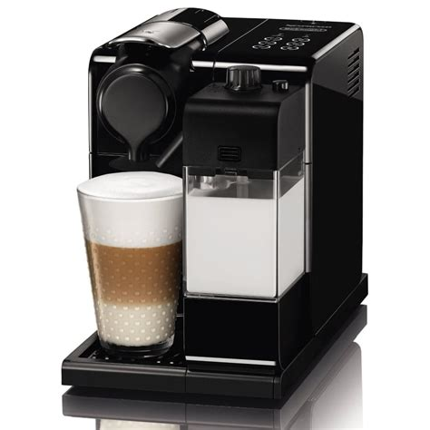 delonghi nespresso lattissima touch automatic coffee