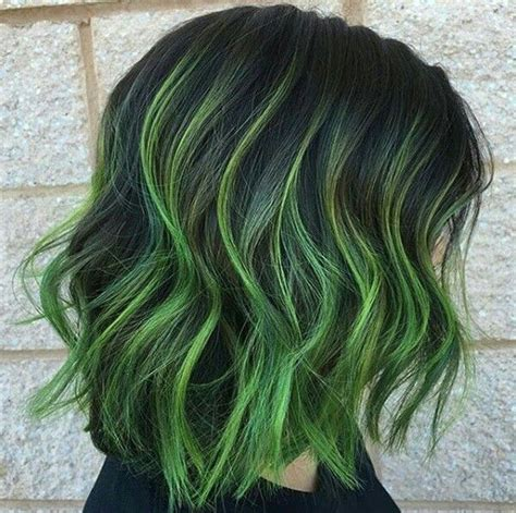 25 Best Ideas About Green Highlights On Pinterest