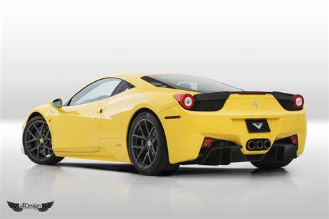 Ferrari 458 exhaust by fi exhaust. Spoiler Trasero 458-V Vorsteiner en Fibra de Carbono para ...