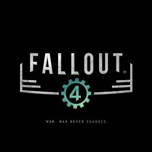 Fallout 4 Logo design | graphic design. | Pinterest ...