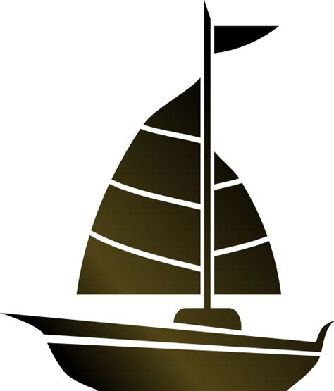 Simple Boat Clipart by Simple Sailboat Clip At Clker Vector Clip