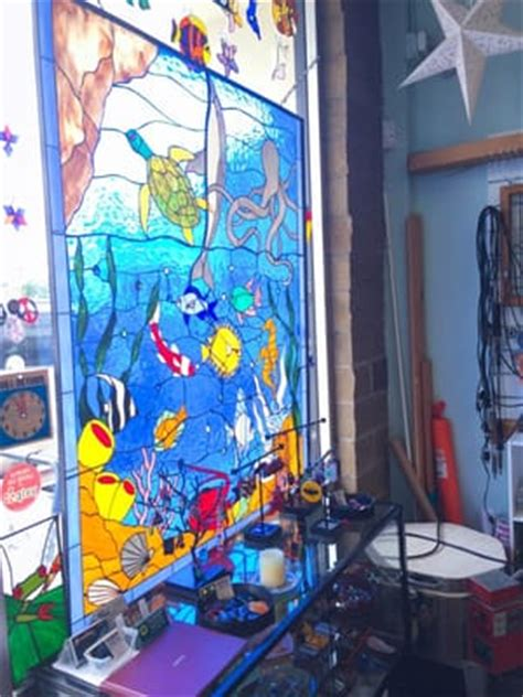 stained glass l repair near me ocean stained glass art schools seal beach ca yelp