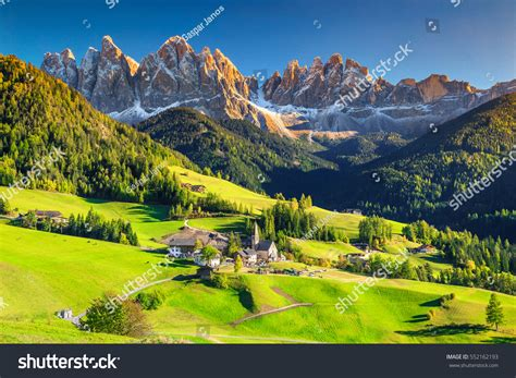 Famous Best Alpine Place World Santa Stock Photo 552162193