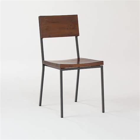 Rustic Dining Chair  west elm
