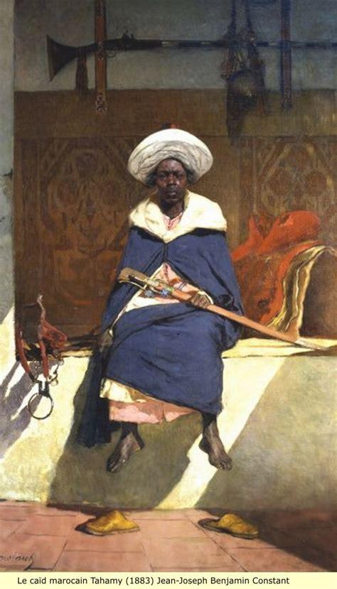 Arab and Berber (Moor) Portraits (2)