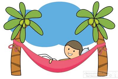 free clipart animations animated clipart relaxing on hammock animation