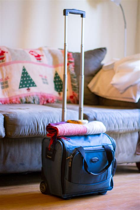 Personal Item Packing List For A Week In Europe Winter